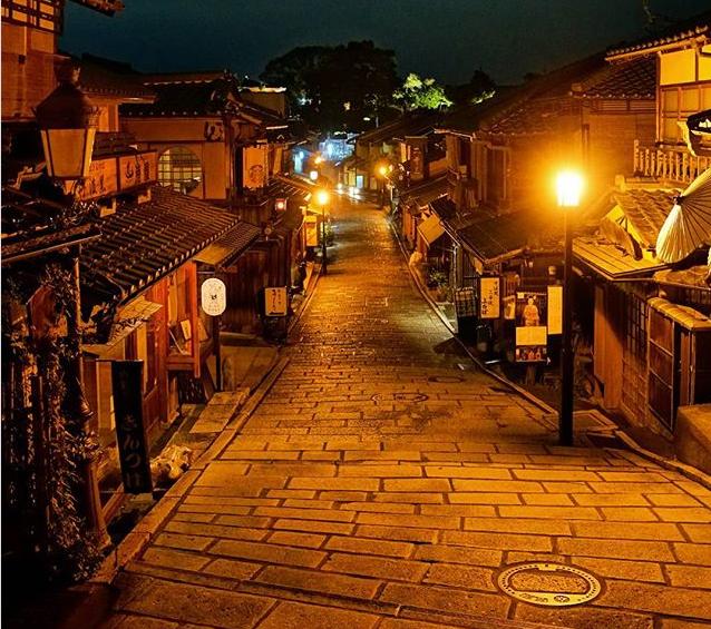 インスタ映えする京都写真!日本に京都があって良かったカモ