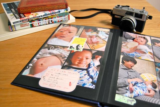 子供の写真アルバムの保管場所、正直困っていませんか?