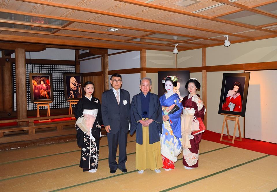 片岡愛之助さんや藤原紀香さんも!京都文化博物館で写真展